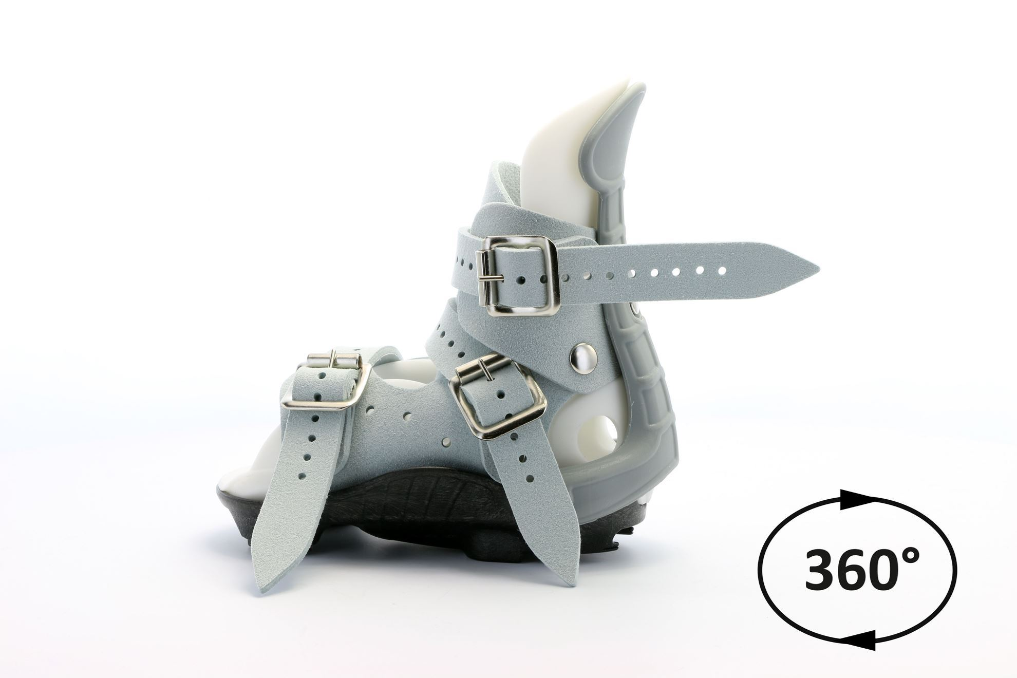 Ponseti AFO Plantar Flexion Stop Sandals - Single