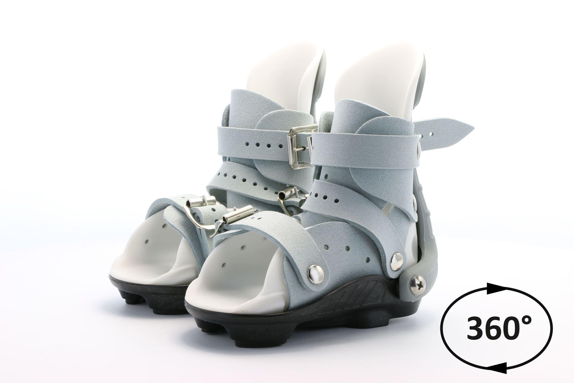 Ponseti AFO Plantar Flexion Stop Sandals Per Pair