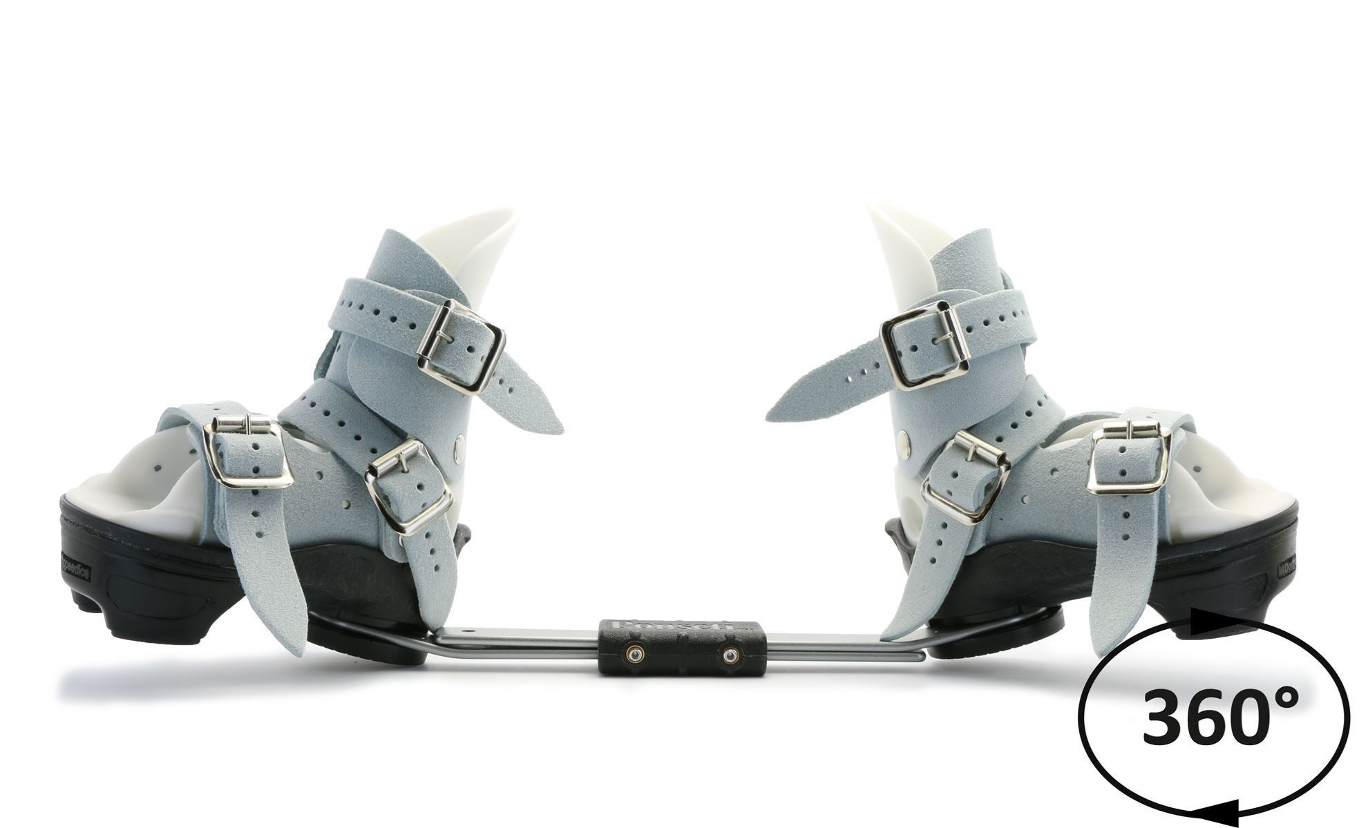 Ponseti AFO Toe Stilt Sandals with Bar